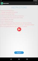 Screenshot of GServiceFix