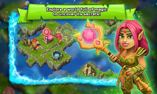 Clash of Islands for PC