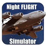 flight simulator night plane 1.0 Apk