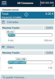 Mi Movistar - screenshot thumbnail