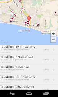 Costa Coffee Club- screenshot thumbnail