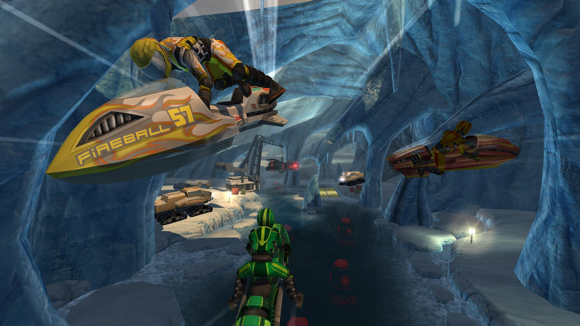 Riptide GP2 screenshot #12