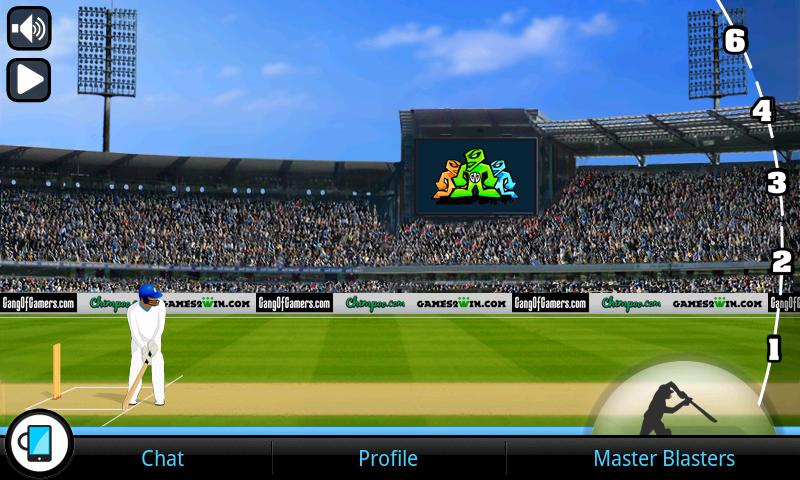 Turbo Cricket Pro - screenshot