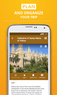 Palma de Mallorca Travel Guide - screenshot thumbnail
