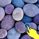 Magic wave: Colored stones lwp logo