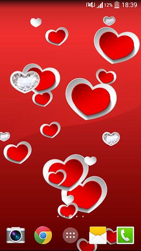 Valentine's Heart Live WP
