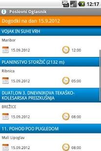 Poslovni Oglasnik - screenshot thumbnail