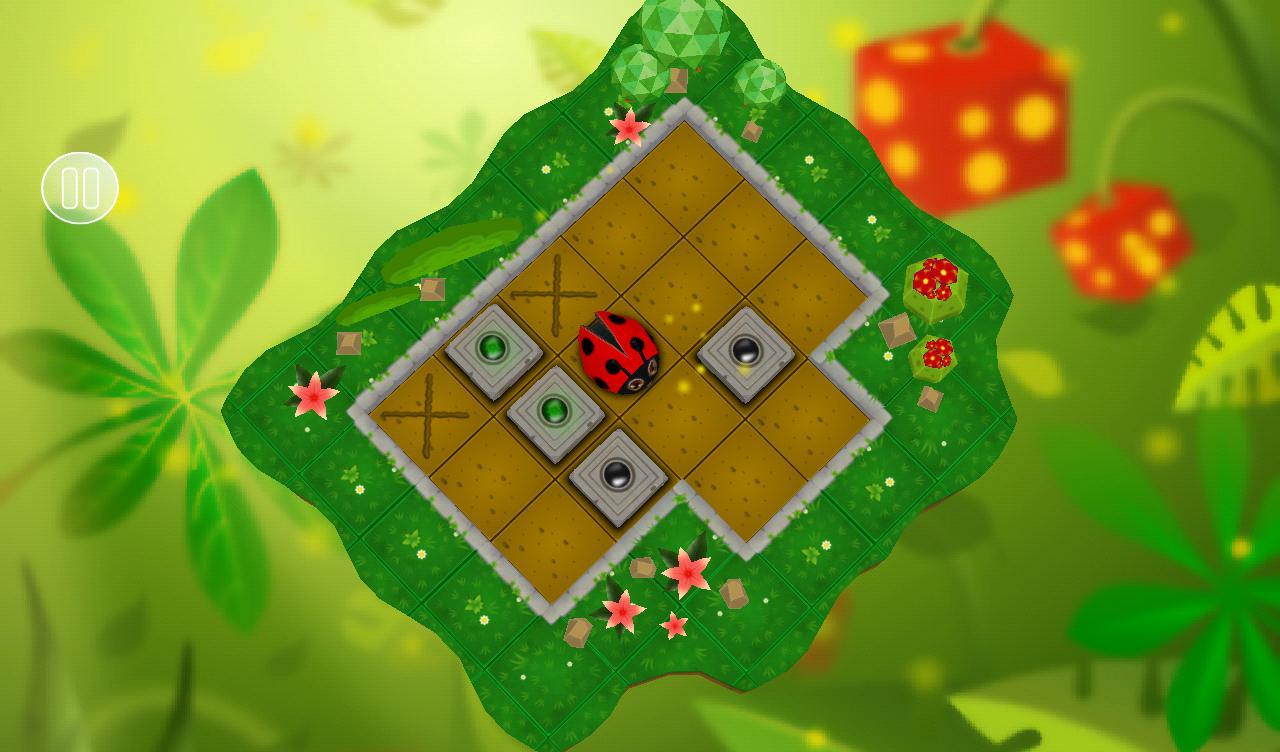 Sokoban Garden 3D - screenshot