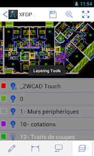 ZWCAD Touch - screenshot thumbnail