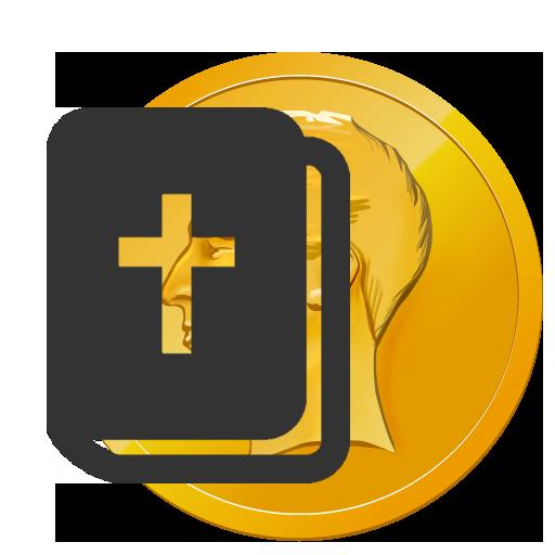 Talantul in negot - BibleApp LOGO-APP點子