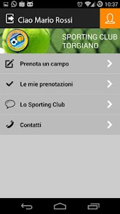 Sporting Club Torgiano- miniatura screenshot