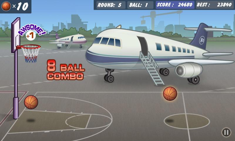 Basketball Shoot Android