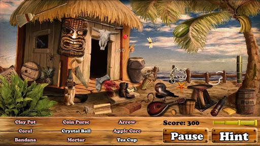I spy a tale - Robinson Crusoe