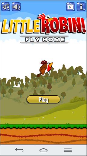 玩休閒App|Little Robin! : Fly Home免費|APP試玩