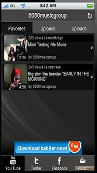 5050 MUSIC GROUP app