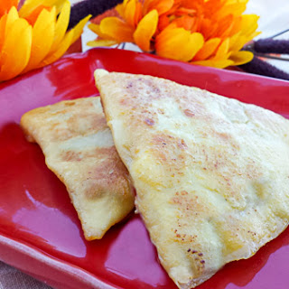 Crepes with Meat, Mushroom and Veggie Filling Recipe