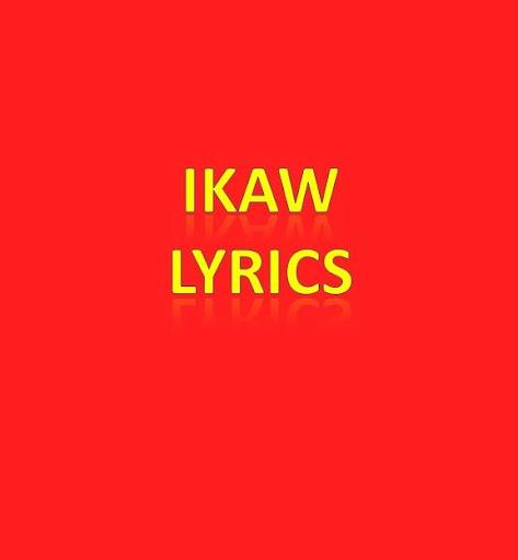 Ikaw Lyrics