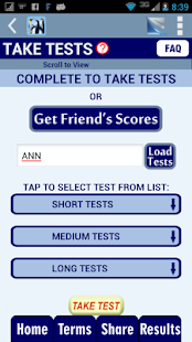 Know Your Relationships Tests - screenshot thumbnail