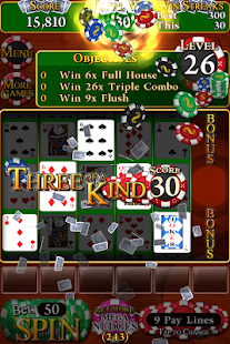 Poker Slots Deluxe- screenshot thumbnail