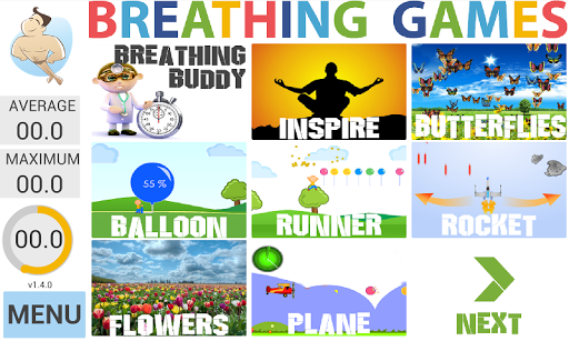 Breathing Games Collection