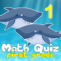 Math Quiz For First Grade icon