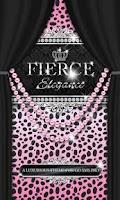 Screenshot of Luxury Theme Pink Cheetah SMS★