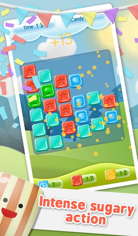 Candy Splash - screenshot