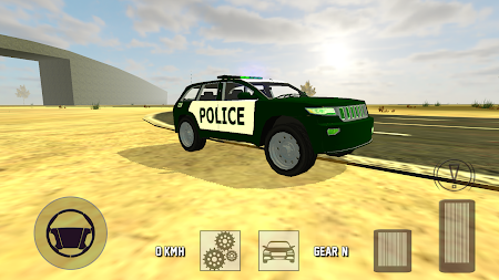 SUV Police Car Simulator 2.3 screenshot 642046