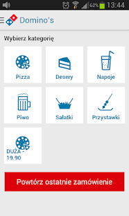 Dominos Pizza PL- screenshot thumbnail
