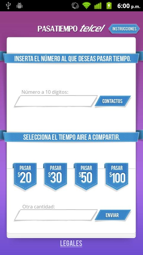 Pasatiempo Telcel - screenshot