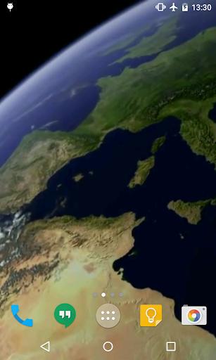 Earth Live Wallpaper