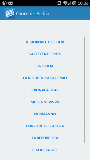 Giornale Sicilia