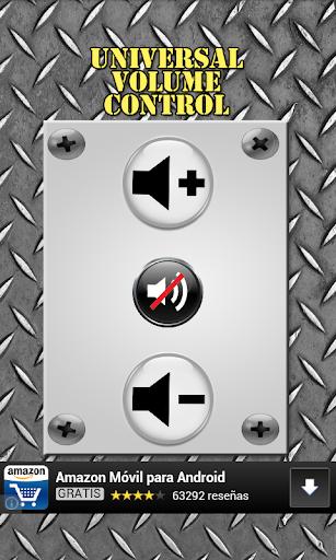 【免費媒體與影片App】Universal Volume TV-APP點子
