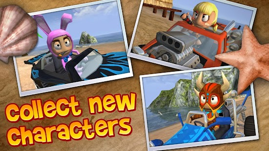 Beach Buggy Blitz Screenshot 4