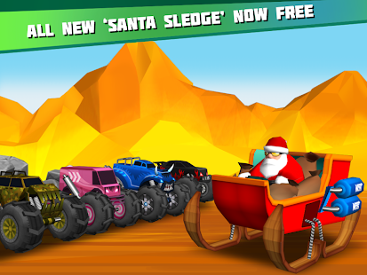 Monster Trucks Unleashed- screenshot thumbnail