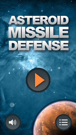 【免費街機App】Asteroid Missile Defense-APP點子