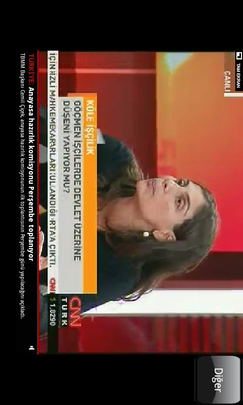 Mobil Tv - screenshot
