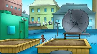 Follow that Boat/Windmill Monkey