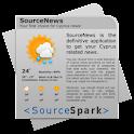 SourceNews Cyprus logo