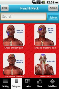 A-Z: Muscle Trigger Points- screenshot thumbnail