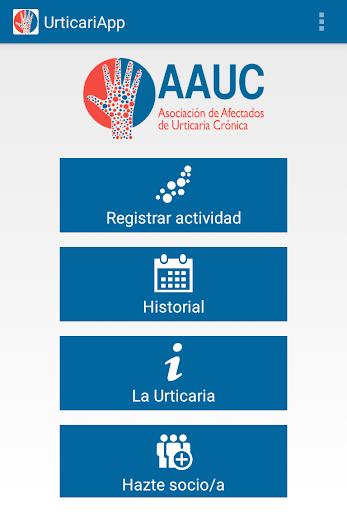 UrticariApp-Control Urticaria