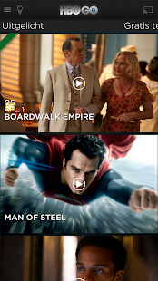 HBO GO Nederland - screenshot thumbnail