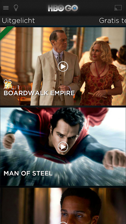 HBO GO Nederland - screenshot