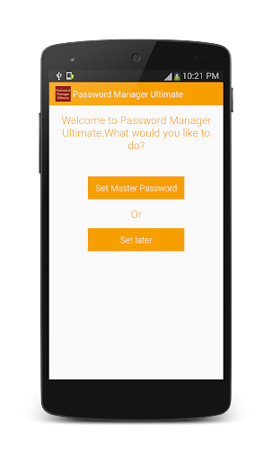 【免費生產應用App】Password Manager Ultimate-APP點子