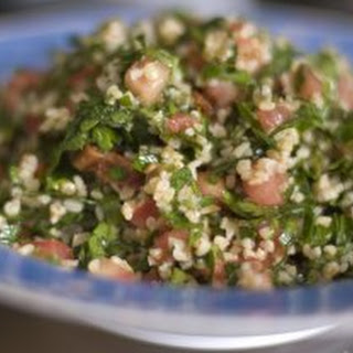 The Perfect Basic Tabbouleh