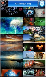 Photo Gallery (Fish Bowl) - screenshot thumbnail