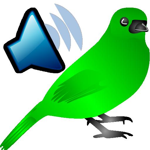 鳥呼叫的聲音 音樂 App LOGO-APP試玩