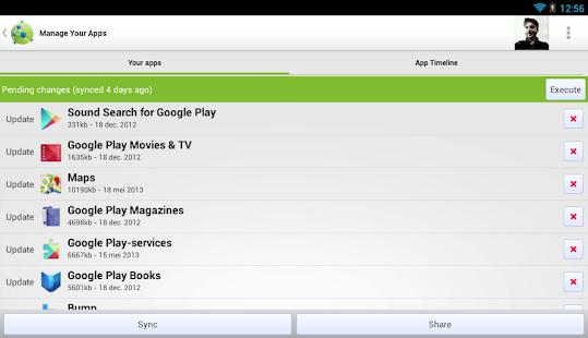 [AppBrain App Market] Screenshot 3