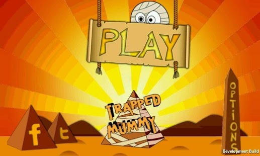 Trapped Mummy Free- screenshot thumbnail