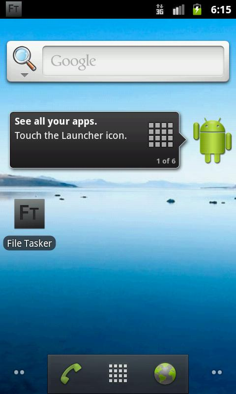 File Tasker- screenshot